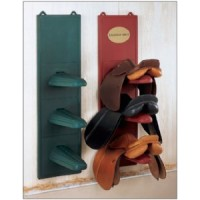Burlingham saddle rack with plate