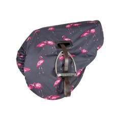 Shires waterproof saddle cover in prints