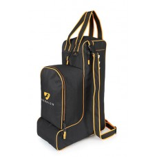 Shires Aubrion black all-in-one bag