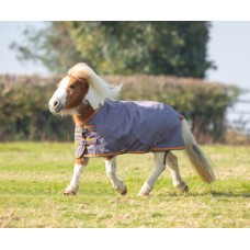 Shires Miniature Highlander turnout blanket