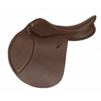 HDR Advantage Close Contact Saddle(Flocked)
