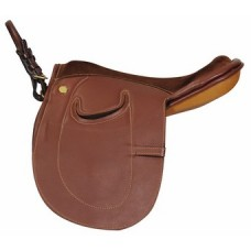 HDR Advantage leather leadline Saddle