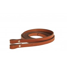 "Tory single ply western reins 3/4"" wide"