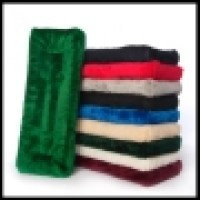 Saddle pad for tail set or work harness