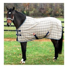 Baker plaid deluxe blanket