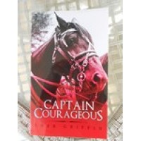 Captain Courageous Crime/mystery novel for horse lovers!