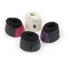Shires Arma fleece-lined bell boots