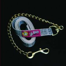 Baker plaid lead chain