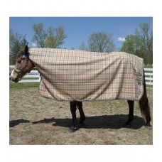 Baker plaid rain cover