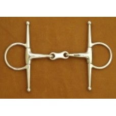 SW Full Cheek french link Snaffle Bit
