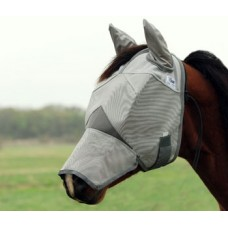 Cashel Long Nose Fly Mask with Ears
