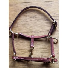 Griffinbrook convertible grooming leather mini halter