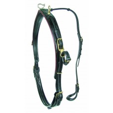 Walsh Roadster Pony fine show harness