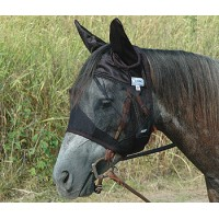 Quiet Ride Fly Mask Ears