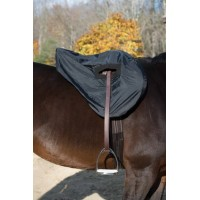 Shires English saddle riding rain cover
