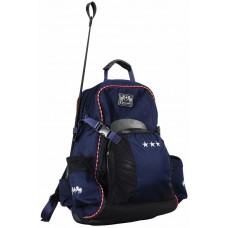 Equine Couture Stars equestrian back pack