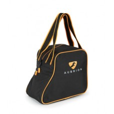 Shires Aubrion black paddock boot bag