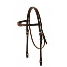 Tory Flared Brow Headstall