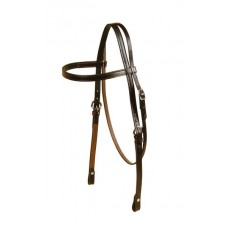 Tory Oversized Brow Band Headstall