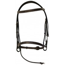 HDR Pro Collection fancy raised hunt bridle