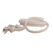 Tory braided cotton hackamore reins