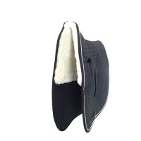 PRI All purpose sheepskin-lined square pad