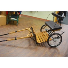 The Griffinbrook easy entry pleasure cart