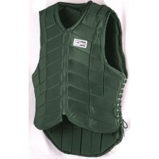 Intec cushioned ladies safety riding vest