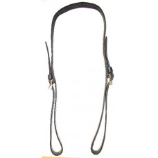 Kicking strap for harness