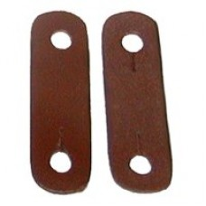 Replacement leathers for Peacock Irons