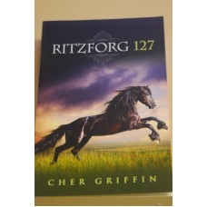 Ritzforg 127 Crime/mystery novel for horse lovers!